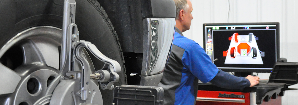 Whether a tire alignment or just a tune-up service, you can count on us to handle it all.